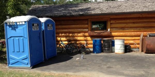 Portable Restroom & Bathroom Rental
